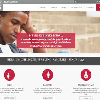 Child Guidance Center Introduces New Website to Better Serve Youth and Families