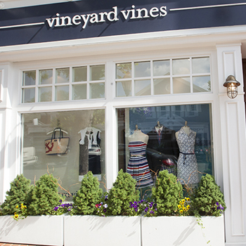 Shop at vineyard vines and Support the Child Guidance Center