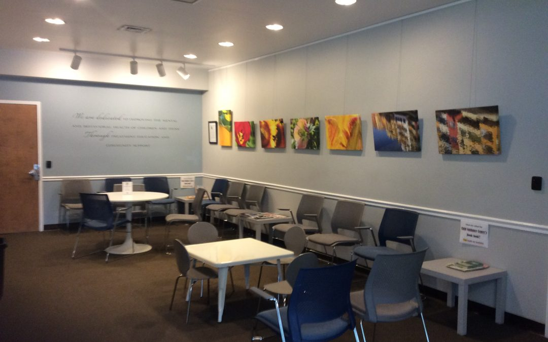 CGC's Waiting Room Artwork Serves to Lift Children's Spirits